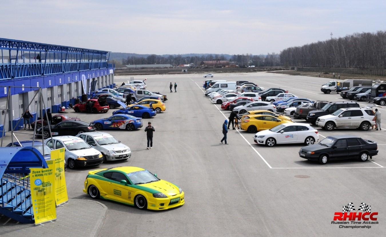 любительские гоночные автомобили